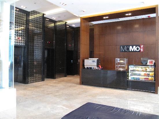 Courtyard Hong Kong: MoMo To Go