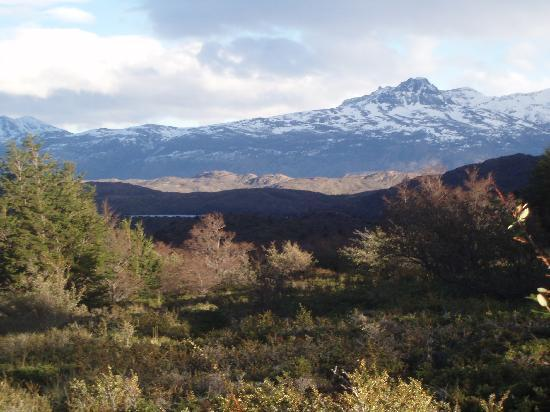 explora Patagonia - All Inclusive : View on walk to glacier