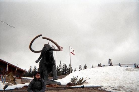 Mammoth Adventure Center: Con el Mamut