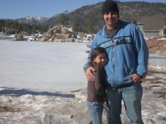 Big Bear Lake: Vai & Daddy