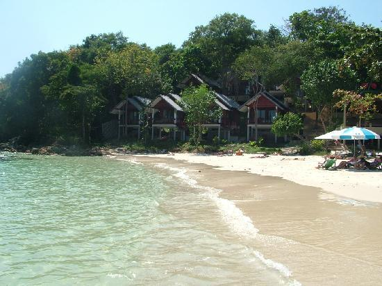 Tubtim Resort : Our bungalow - lovely