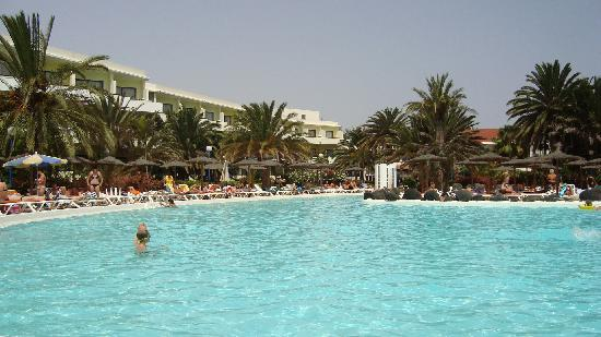 Hotel Fuerteventura Playa : Der Pool