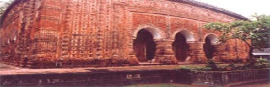 Rajshahi Division, Bangladesch: Kantajir temple,Dinajpur