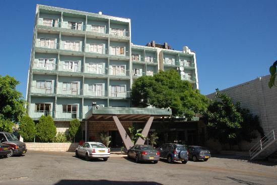 Tabar Hotel: GRAND NEW HOTEL - NAZARETH