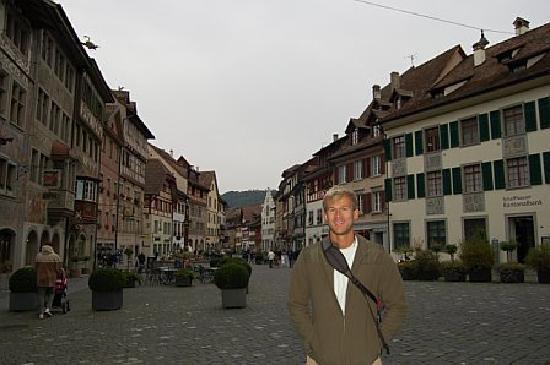 Eschenz, Schweiz: Stein Am Rhine