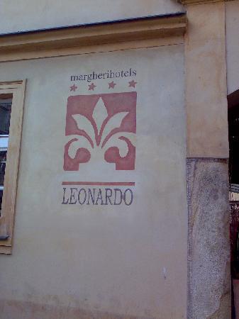 Hotel Leonardo Prague: vor der Tür