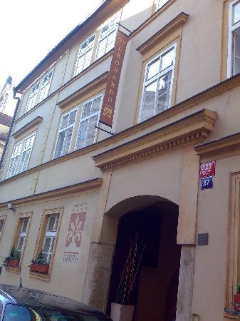Hotel Leonardo Prague: Aussenansicht
