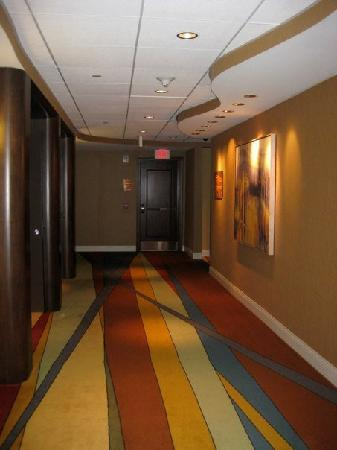 ‪‪Mount Airy Casino Resort‬: Hallway‬