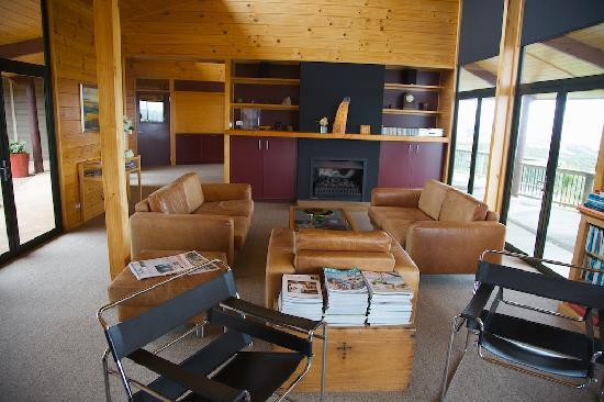 Te Whau Lodge : The Lodge
