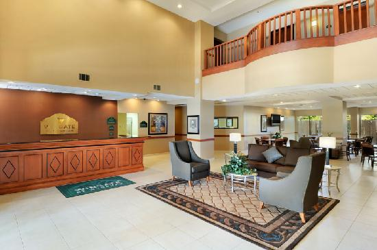 Wingate by Wyndham New Braunfels: lobby