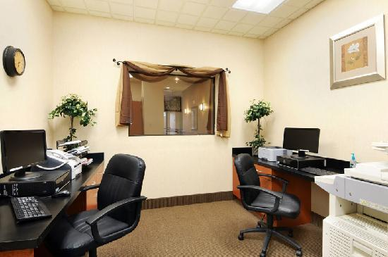 Wingate by Wyndham New Braunfels: Business Center