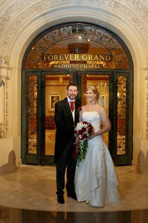 Forever Grand Wedding Chapel