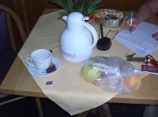 Feldmochinger Hof: Das soll ein Notfrühstück für 2 Personen sein