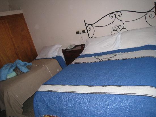 Hotel la Palmeraie : Chambre