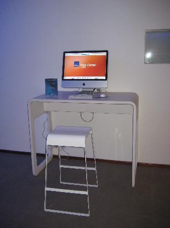 Novotel Dakar: Web Corner