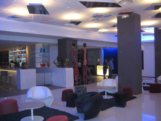 Novotel Dakar: Hall 2