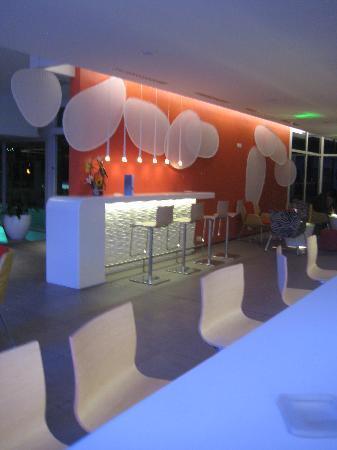 Novotel Dakar: Bar