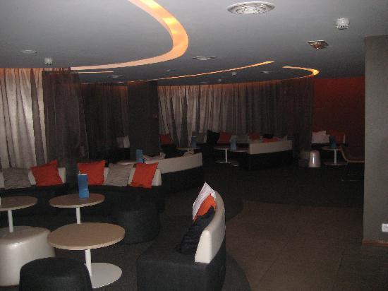 Novotel Dakar : Bar lounge