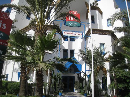 Ibis Agadir : Entrée