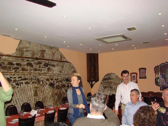 Galata Restaurant & Bar: Locals at Galata