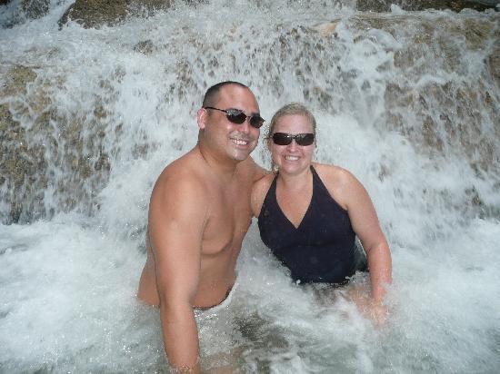 Reggae Tours: Dunns River Falls
