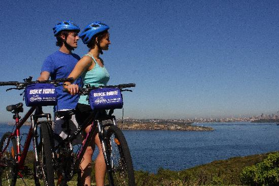 Manly Bike Tours and Bike Hire: North Head and Sydney Harbour National Park