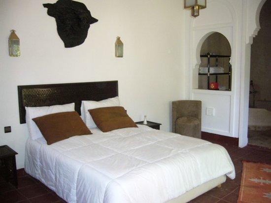 Dar El Douar: chambre calme et reposante
