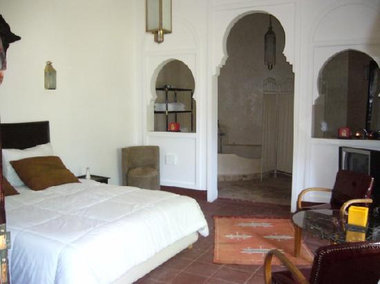 Dar El Douar: chambre spacieuse