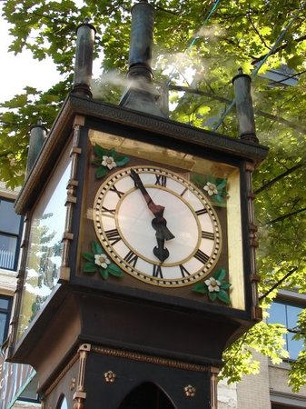Gastown: Vancouver Canada