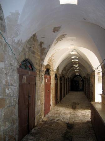 Acre, Israël : The Turkish Basar