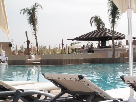 ClubHotel Riu Tikida Palmeraie : Pool Bar