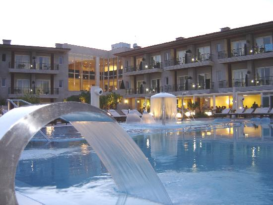 Augusta Spa Resort: Piscina