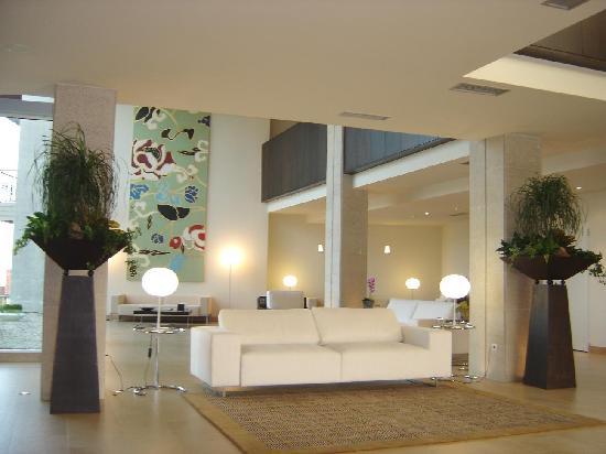 Augusta Spa Resort: Lobby del Ed. nº 2