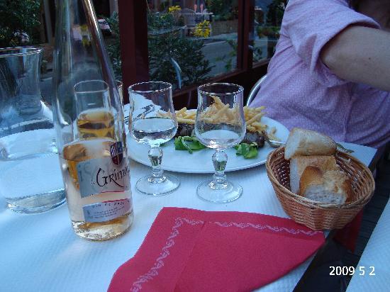 Restaurant Saetone: Food