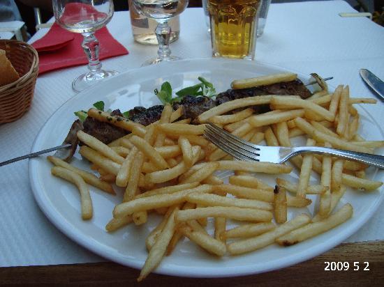 Restaurant Saetone: this also