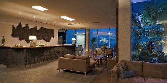 Hotel Bellevue Dubrovnik: Hotel Bellevue reception area