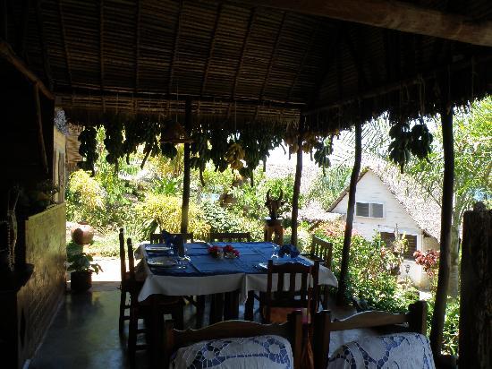 Mahafaly Lodge: Restaurant