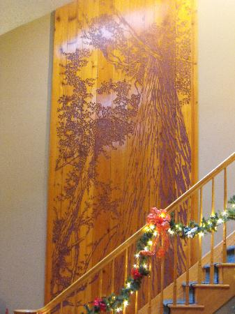 Springbrook Inn: In the lobby