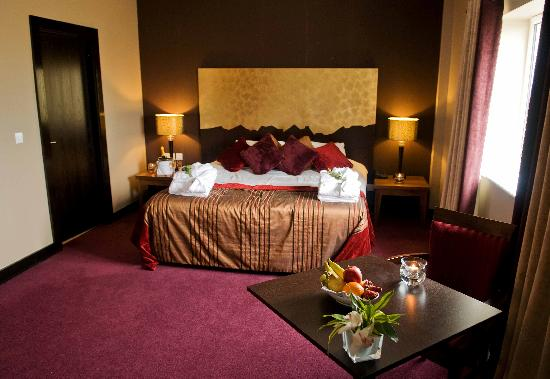 Talbot Hotel Carlow: Luxurious Suite