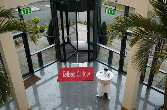 Talbot Hotel Carlow: The Lobby