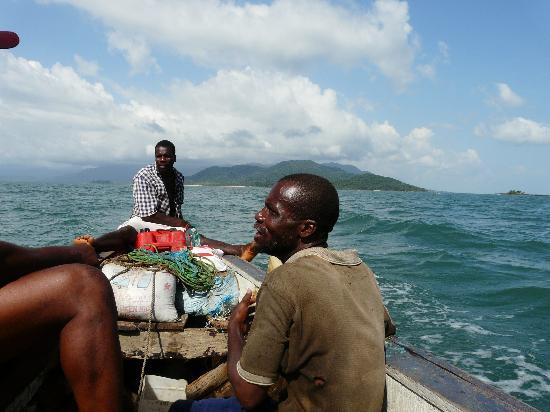 Dublin Island, Sierra Leone: Dalton