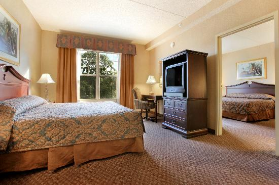 Fort William Henry Hotel and Conference Center: Grand Hotel Suite