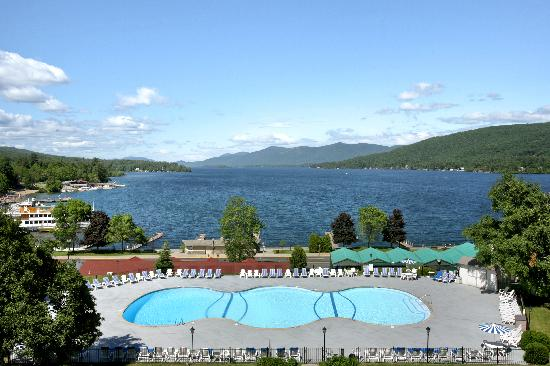 Fort William Henry Hotel and Conference Center: Olympic Size Pool