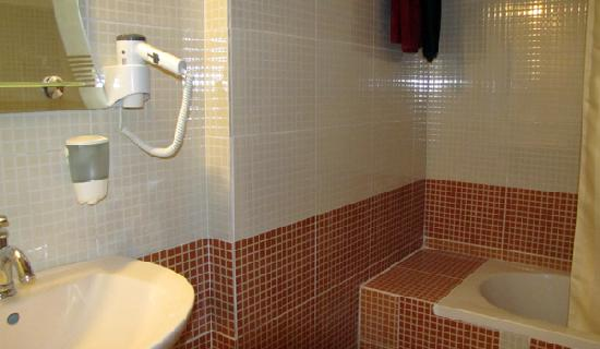 Magma Apartments - Hurghada Dream: Bath Room