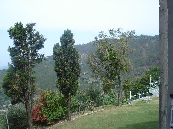 The Dhauladhar - HPTDC: View from Dhauladhar