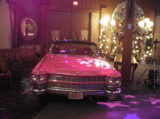 Cadillac Las Vegas >> La Pink Cadillac Magnifique Picture Of Viva Las Vegas Wedding