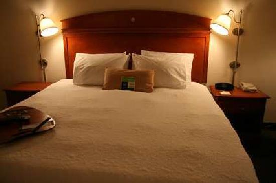 Hampton Inn White River Junction: King Room