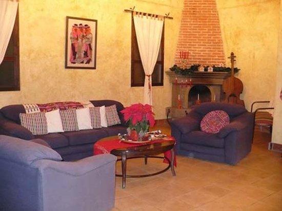 Hostal Las Marias: Sala