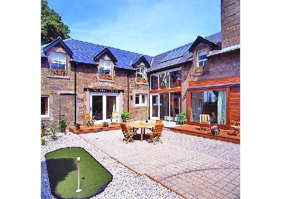 North Berwick Golf Lodge: outside