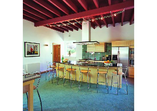 North Berwick Golf Lodge: kitchen